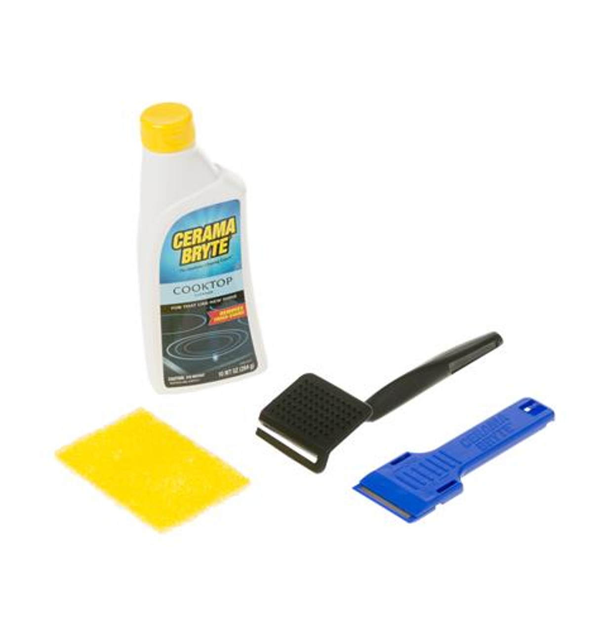 WX10X117GCS Glass Cooktop Cleaning Kit