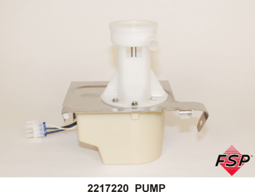 Whirlpool 2217220 Circulating Pump