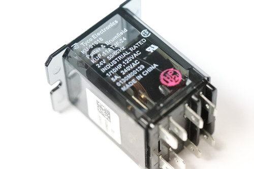 Tyco Electronics Time Delay Relay Ku-91018 24 Volts Spdt