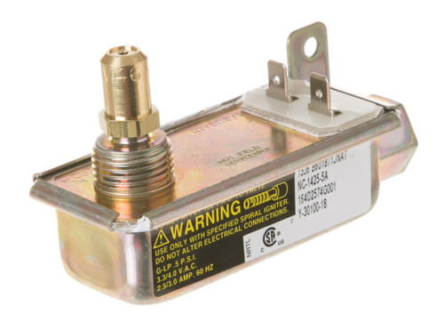 Gas Oven Safety Valve 164D2574G001