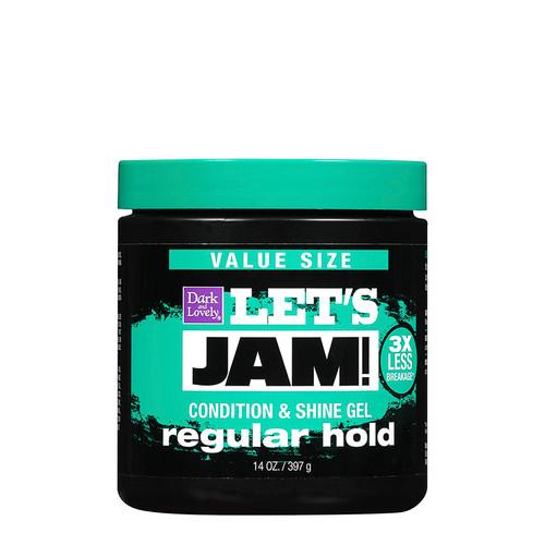 Let's Jam Condition & Shine Gel Regular Hold