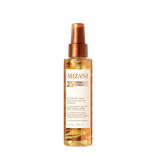 25 Miracle Nourishing Oil