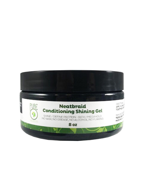 Pure O Neatbraid Conditioning Shining Gel