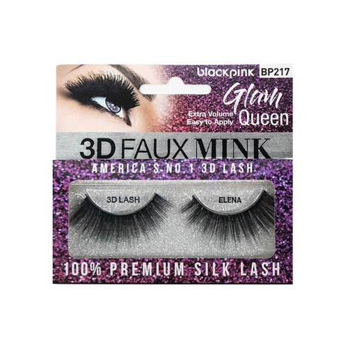 Glam Queen 3D Faux Mink 217
