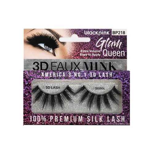 Glam Queen 3D Faux Mink 218