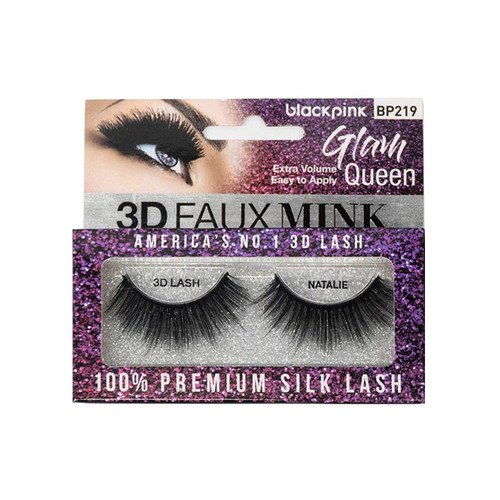 Glam Queen 3D Faux Mink 219