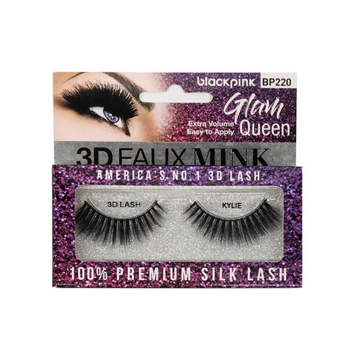 Glam Queen 3D Faux Mink 220