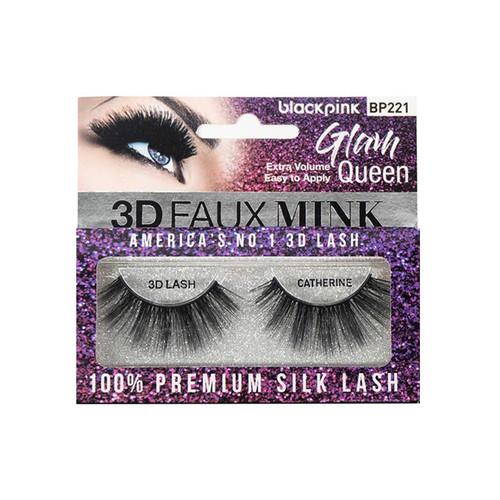 Glam Queen 3D Faux Mink 221