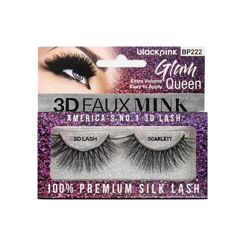 Glam Queen 3D Faux Mink 222