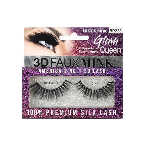 Glam Queen 3D Faux Mink 223