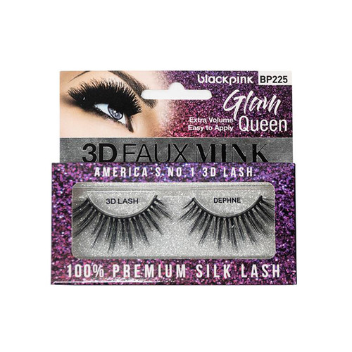 Glam Queen 3D Faux Mink 225