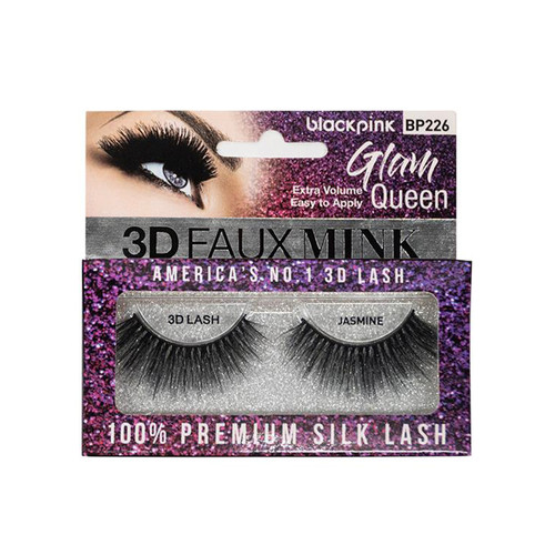 Glam Queen 3D Faux Mink 226