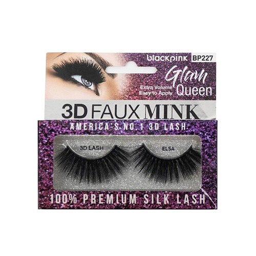 Glam Queen 3D Faux Mink 227