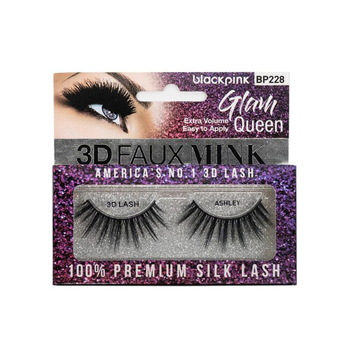 Glam Queen 3D Faux Mink 228