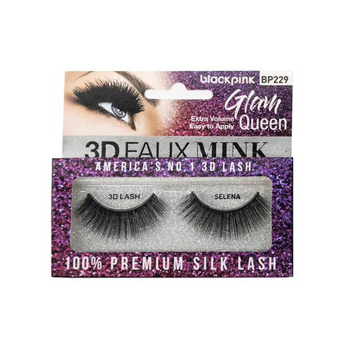Glam Queen 3D Faux Mink 229