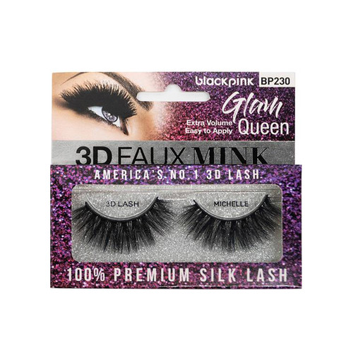 Glam Queen 3D Faux Mink 230