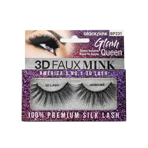 Glam Queen 3D Faux Mink 231