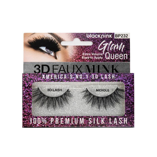 Glam Queen 3D Faux Mink 232