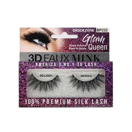 Glam Queen 3D Faux Mink 232