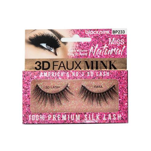 Miss Natural 3D Faux Mink 233