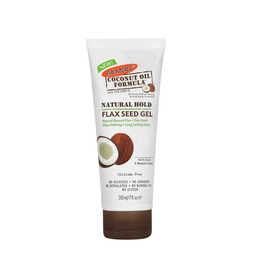 Natural Hold Flax Seed Gel