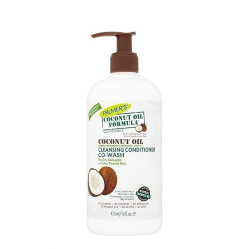 COCONUT OIL Cleansing Conditioner Co-Wash