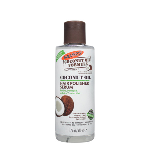 COCONUT OIL Hair Polisher Serum
