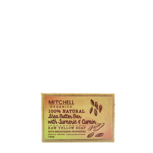 100% Natural Shea Butter Bar