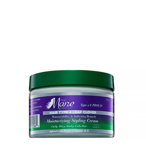 Hair Type 4 Leaf Clover Moisturizing Styling Cream