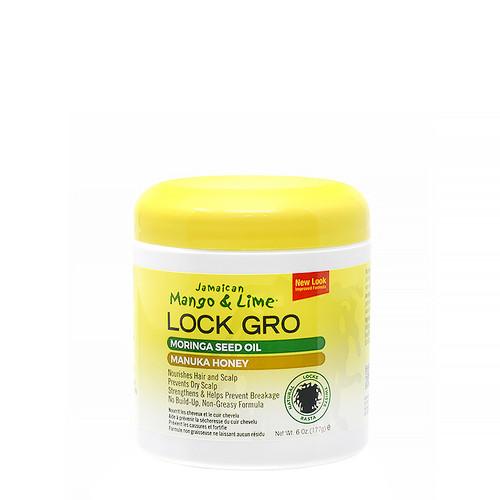 Jamaican Mango and Lime Lock Gro
