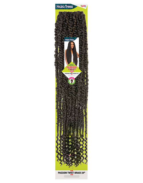Janet Collection Nala Tress Passion Twist