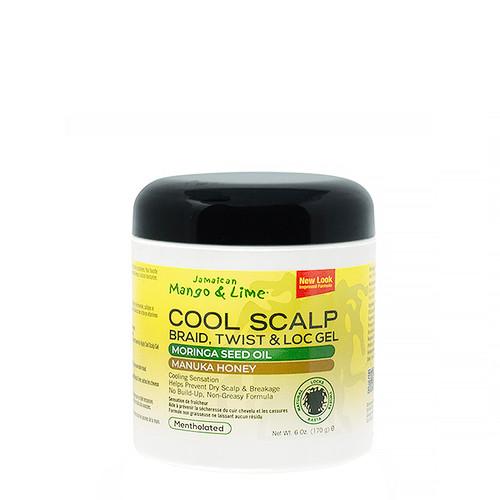 Jamaican Mango and Lime Cool Scalp Braid, Twist & Loc Gel