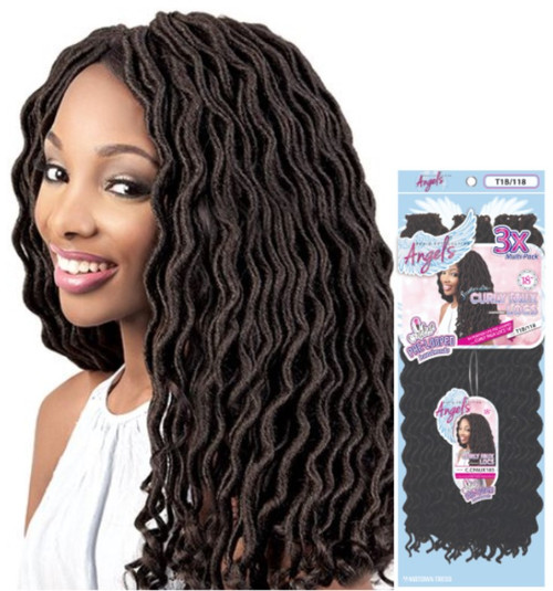 Motown Tress Angels Collection Braids – 3X Goddess Locs