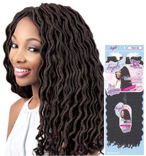 Motown Tress Angels Collection Braids – 3X Goddess Locs