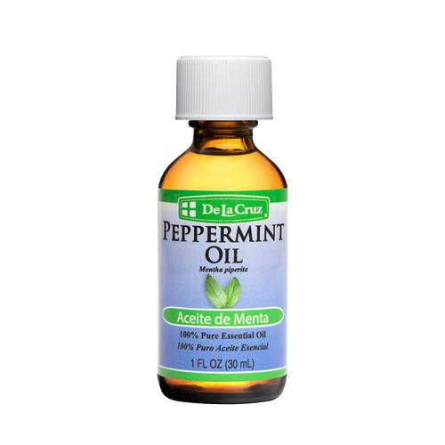 De La Cruz Peppermint Oil