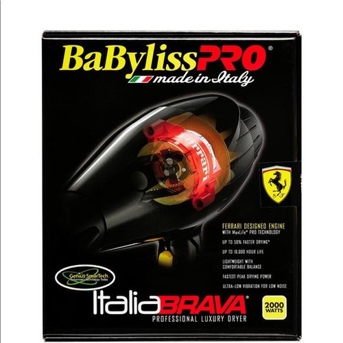 BABYLISSPRO ITALIA BRAVA HAIR DRYER