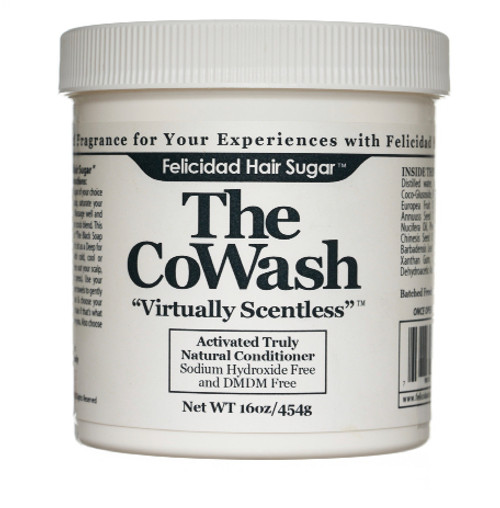 "The CoWash ""Virtually Scentless"""