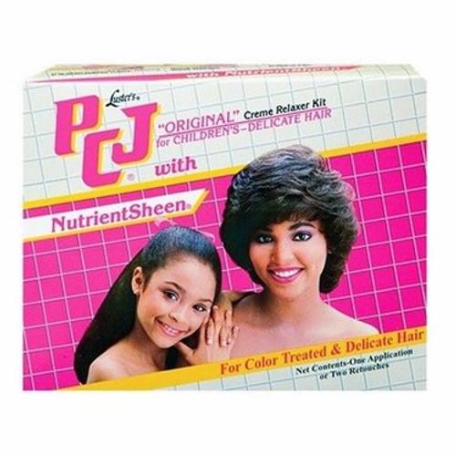 PCJ Original Creme Relaxer Kit