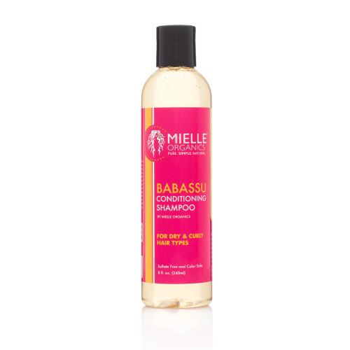 Mielle Organics Babassu Oil Conditioning Sulfate Free Shampoo