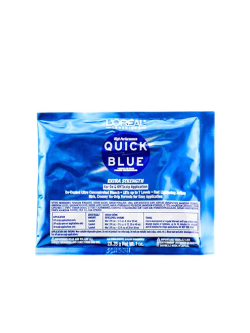 Quick Blue Powder Bleach 1 oz