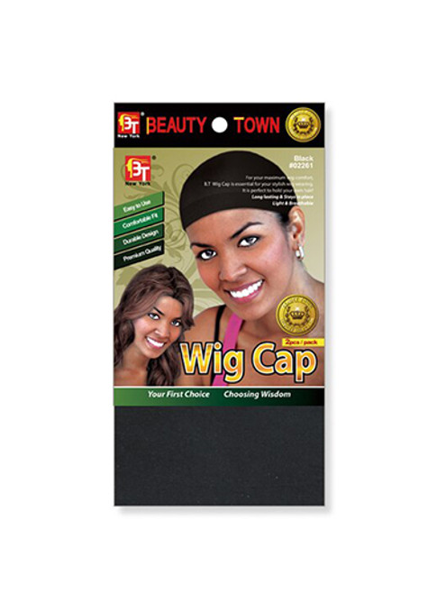 Beatuy Town 2pc Wig Cap