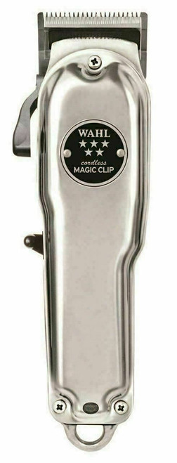 Wahl Professional 5 Star Cordless Magic Clip Metal Edition Clipper