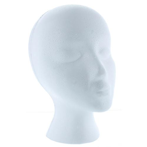 Styrofoam Mannequin Wig Head