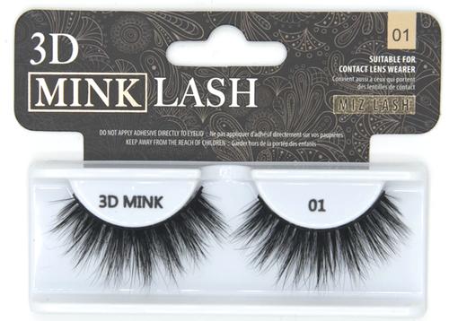 Miz 3D Mink Lash