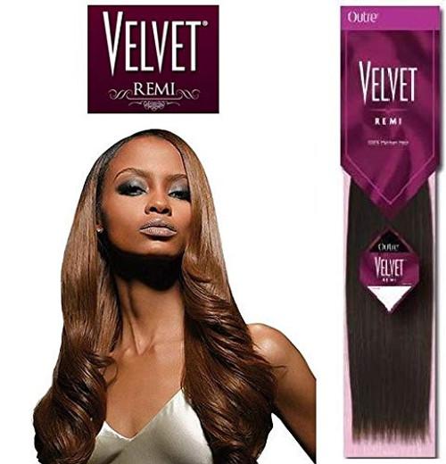Outre Velvet Remi Yaki Weave