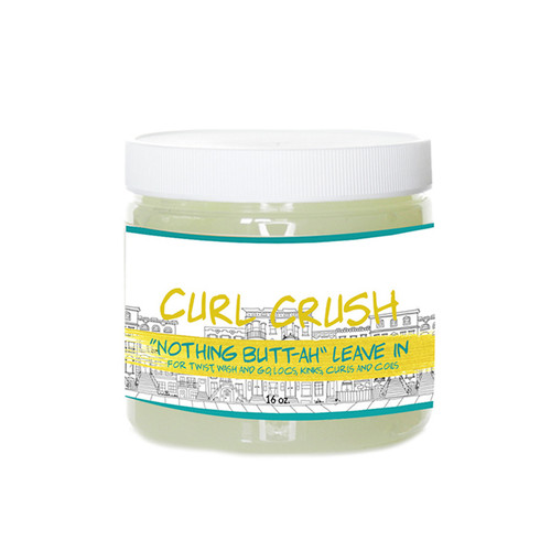 Jaded Tresses CURL CRUSH Nothing Butt-ah Leave-in