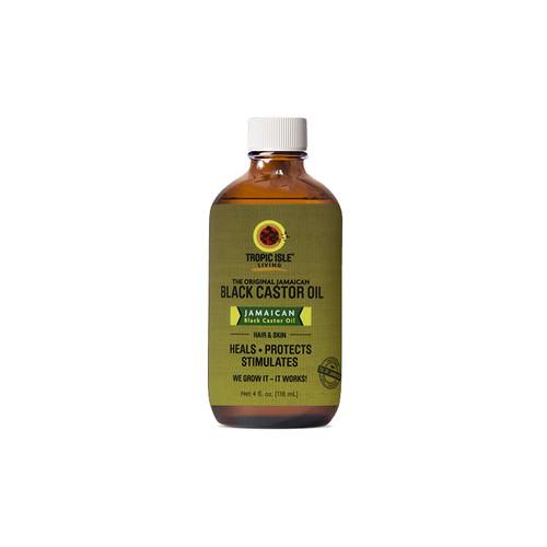 Tropic Isle Living Original Jamaican Black Castor Oil for Hair & Skin