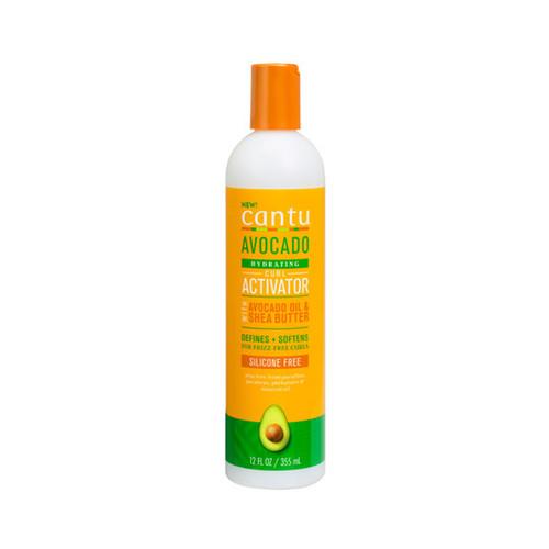 Avocado Hydrating Curl Activator Cream