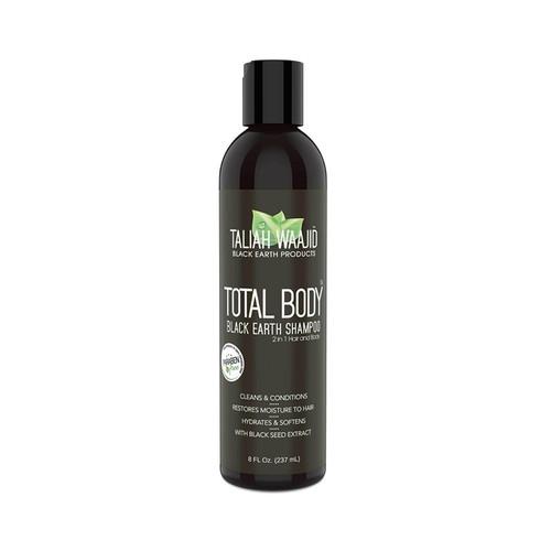 Total Body Black Earth Shampoo