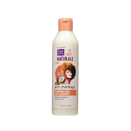 Au Naturale Clumping Curl Clay Cleanser